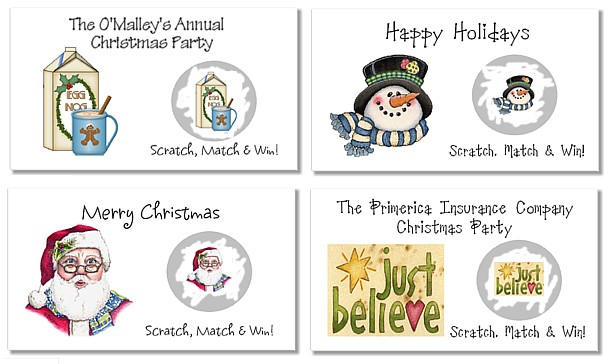 Personalized Christmas Cards Religious