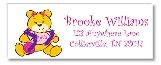 Build a Bear Workshop Return Address Labels