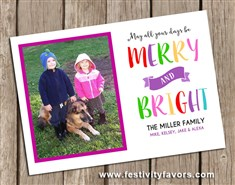 Christmas Photo Greeting Cards